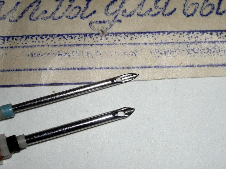 Инструмент для вышивки ковров